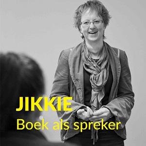 Boek Jikkie als spreker!